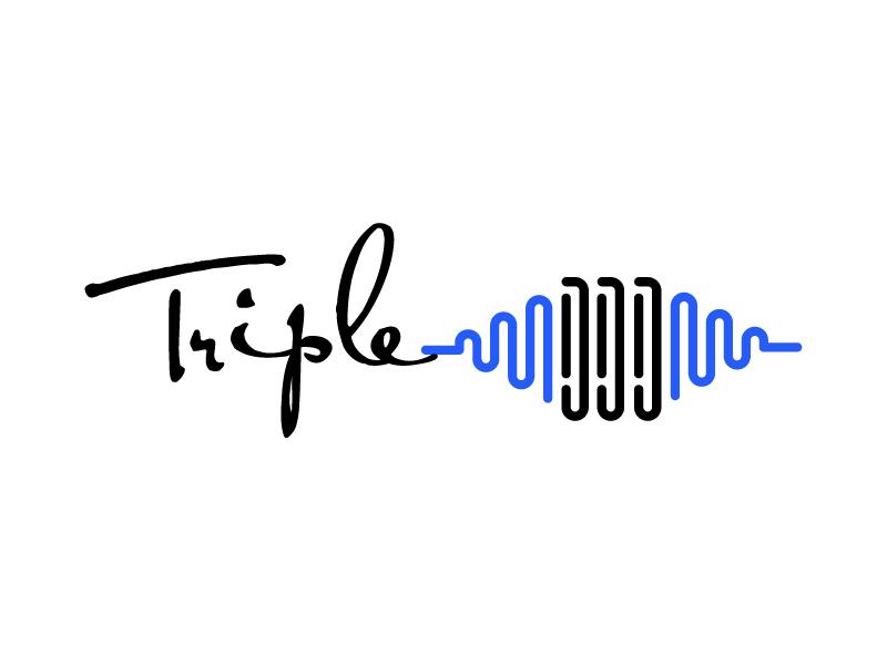 TRIPLE DDD logo design by yondi