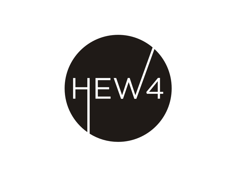 HEW4 logo design by Arto moro