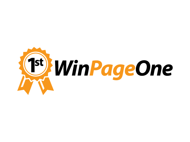 Win Page One logo design by jaize