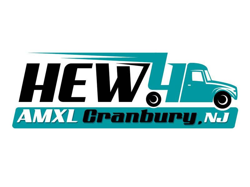 HEW4 logo design by DreamLogoDesign