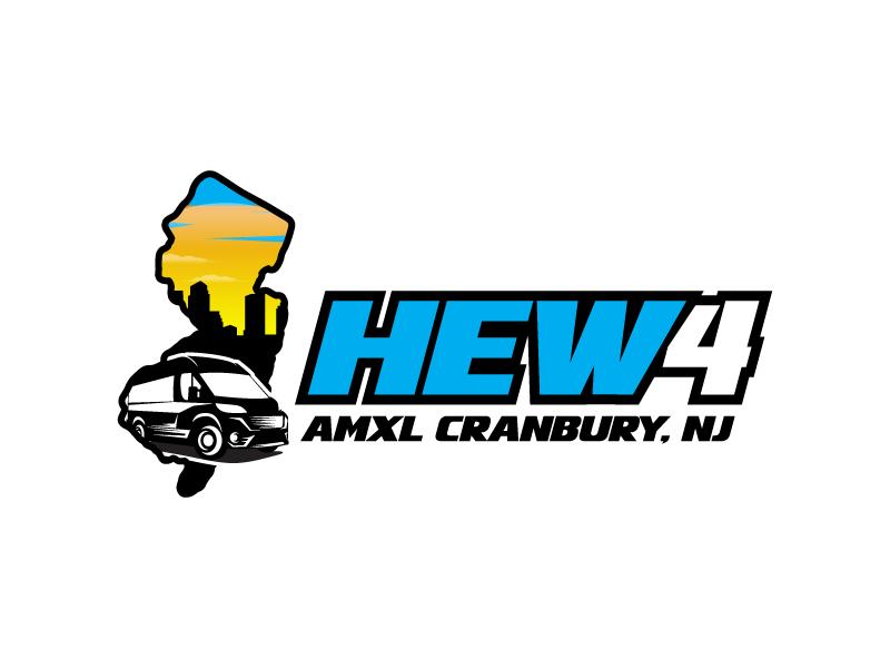 HEW4 logo design by torresace