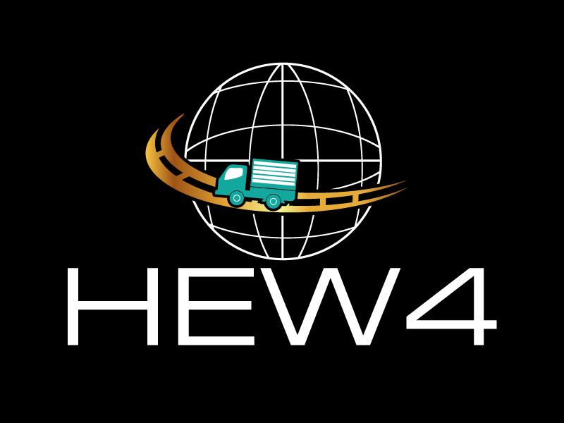 HEW4 logo design by ElonStark