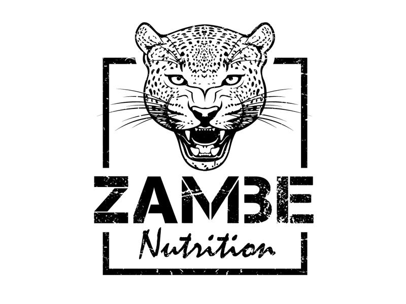 Zambe Nutrition Logo Design