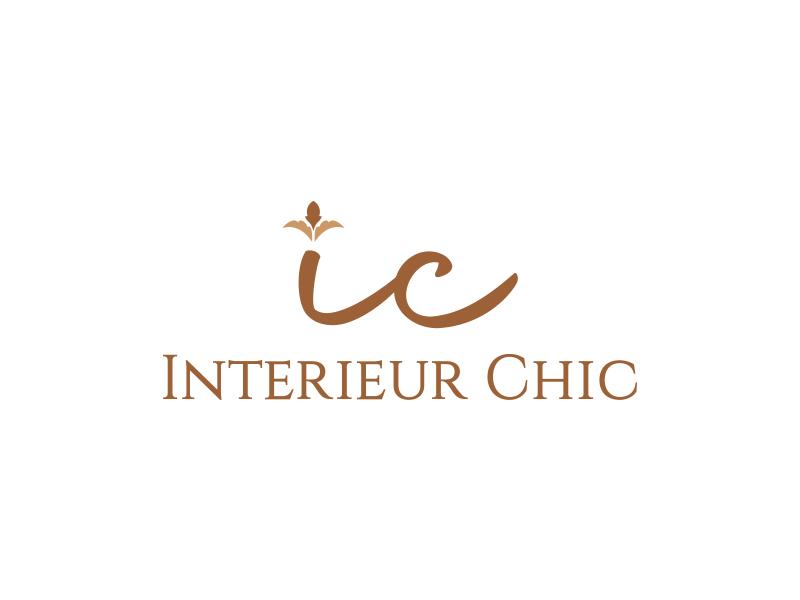 INTERIEUR CHIC logo design by MRANTASI