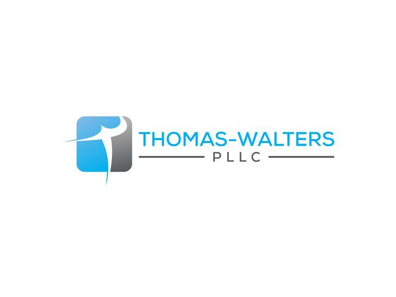 Thomas-Walters, PLLC logo design by fadlan
