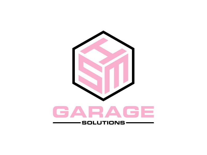 HSM Garage Solutions logo design by sleepbelz