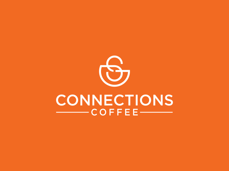 Connections Coffee logo design by azizah