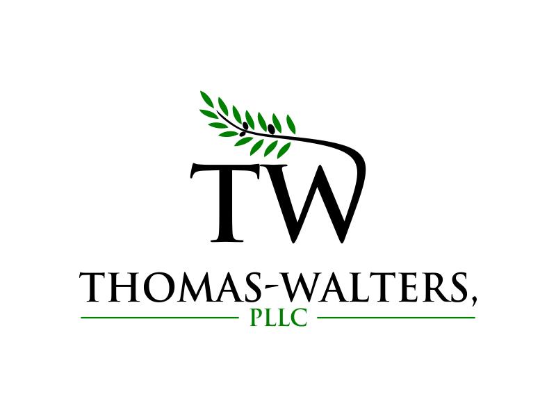 Thomas-Walters, PLLC logo design by done