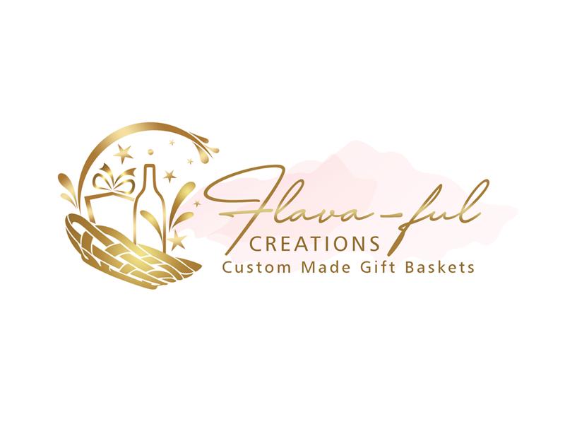 Flava-ful Creations Logo Design