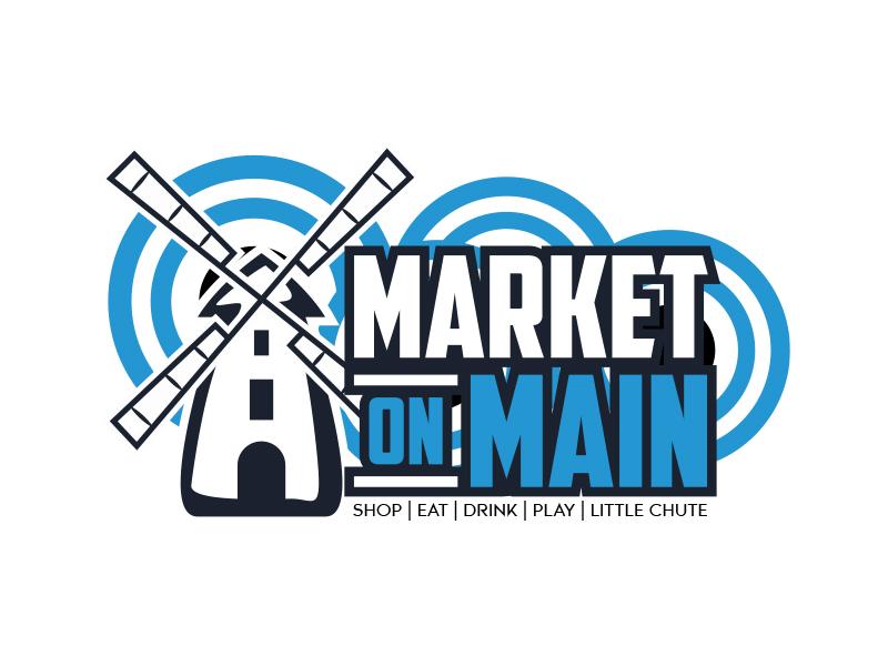 Market on Main logo design by MarkindDesign™