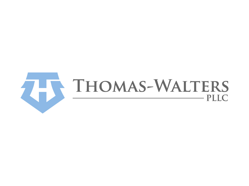 Thomas-Walters, PLLC logo design by jaize