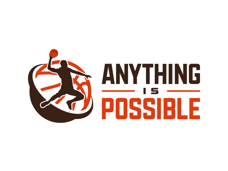 Anything Is Possible (AIP) logo design by pencilhand