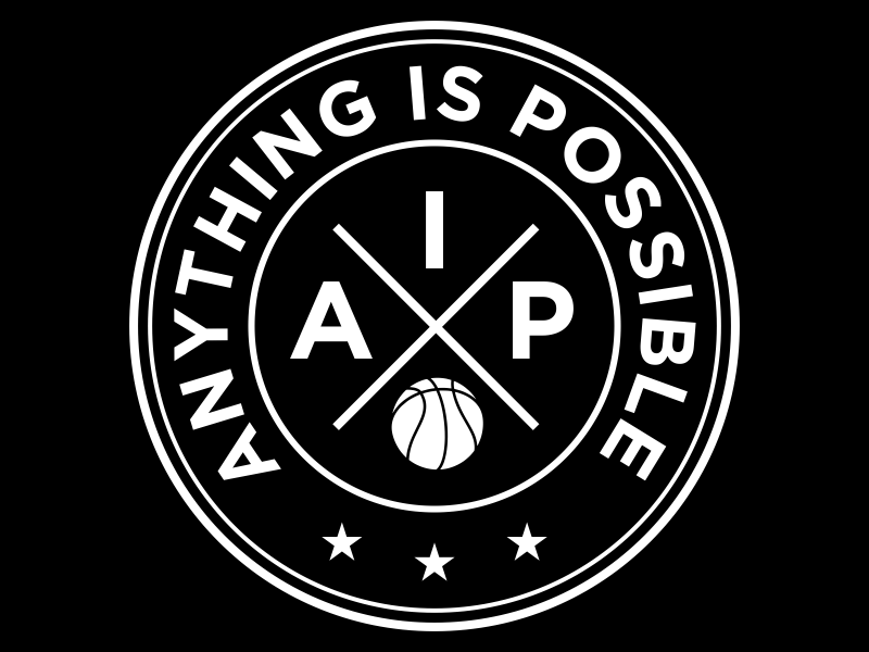 Anything Is Possible (AIP) logo design by kopipanas