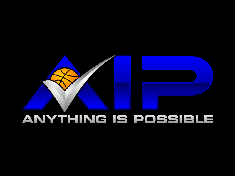 Anything Is Possible (AIP) logo design by ekitessar