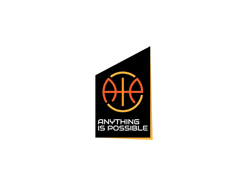 Anything Is Possible (AIP) logo design by bwdesigns