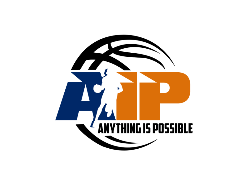 Anything Is Possible (AIP) logo design by kunejo