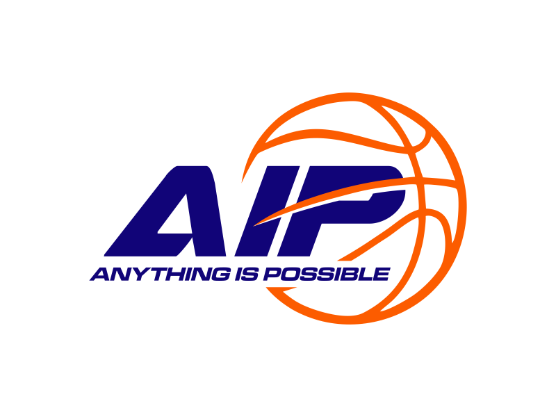Anything Is Possible (AIP) logo design by Gopil