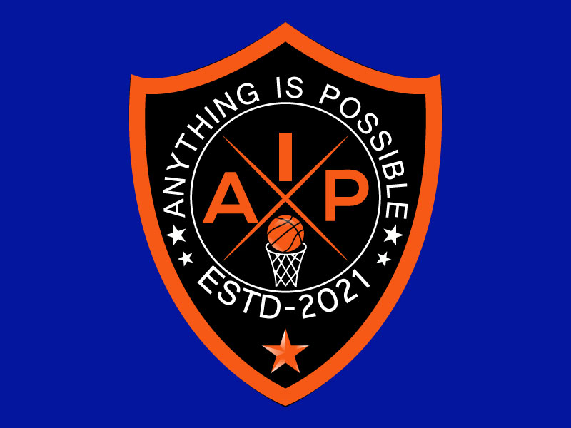 Anything Is Possible (AIP) logo design by Suvendu