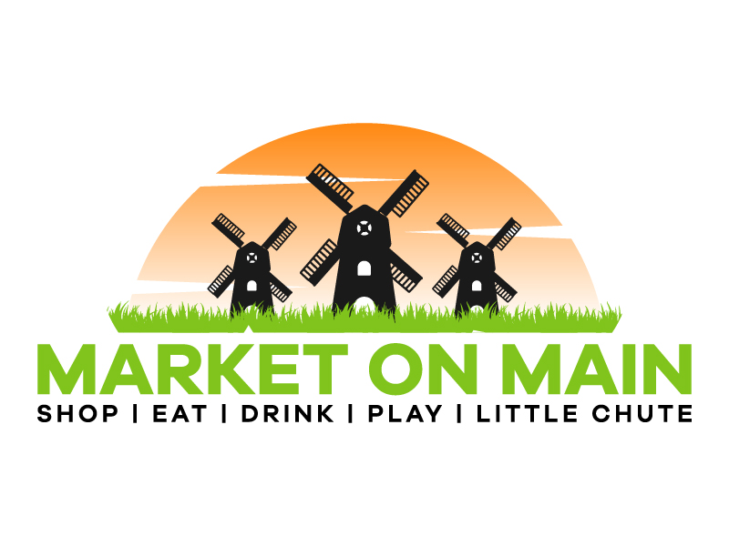 Market on Main logo design by karjen