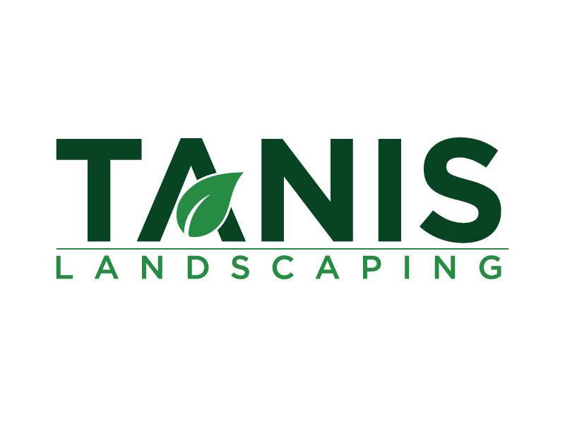 Tanis Landscaping Logo Design