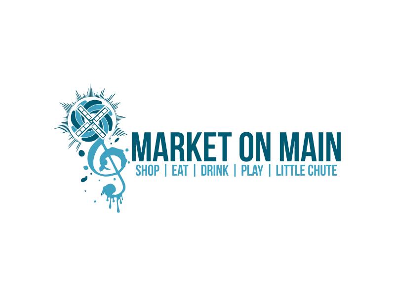 Market on Main logo design by Republik