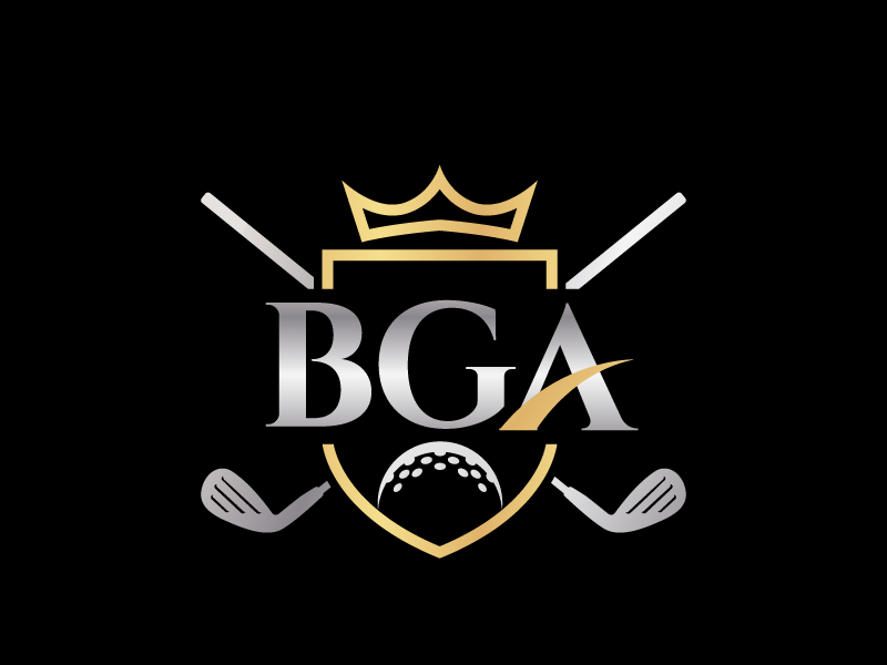 BGA logo design by jaize