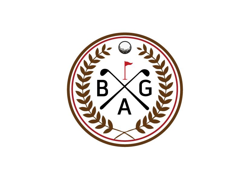 BGA logo design by xien