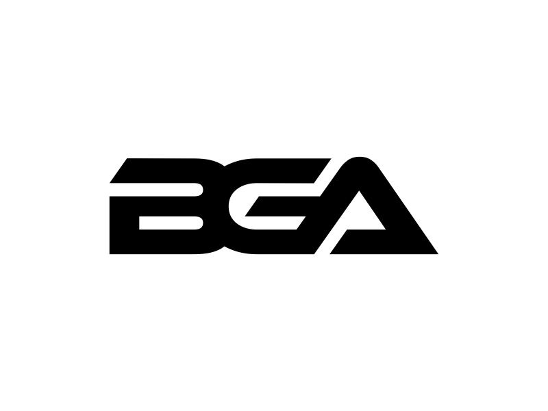 BGA logo design by pionsign