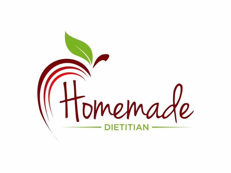 Homemade Dietitian Logo Design