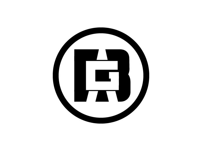BGA logo design by usef44