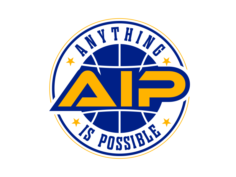 Anything Is Possible (AIP) logo design by ingepro