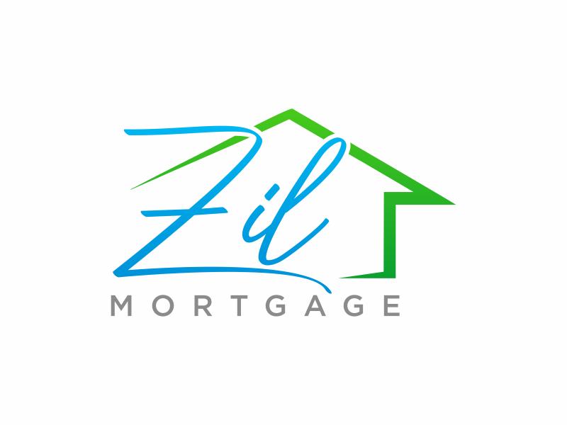 Zil Mortgage Logo Design