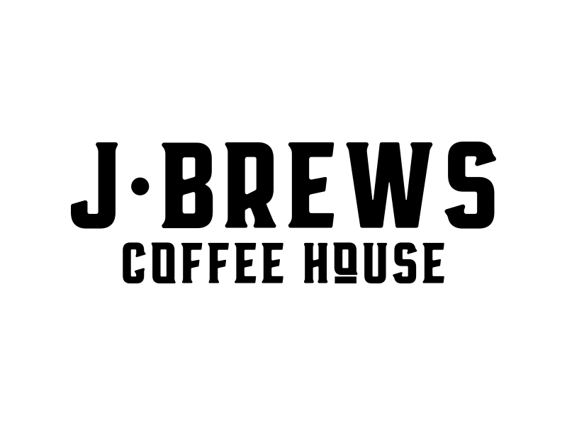J Brews Coffee Shop logo design by rizuki