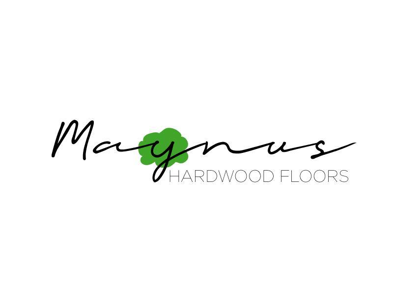 Maynus Hardwood Floors logo design by gearfx