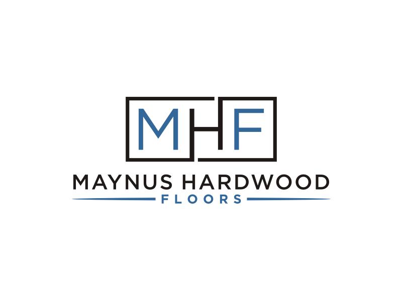 Maynus Hardwood Floors logo design by Arto moro