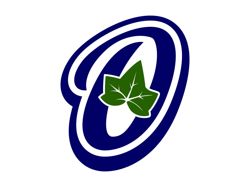 Hat Logo for OI Baseball team Logo Design