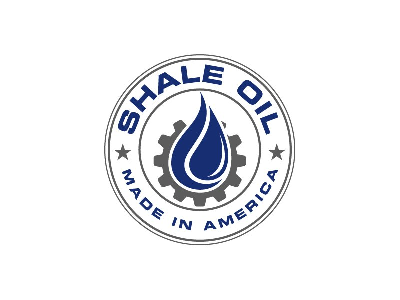 Shale Oil Country Logo Design