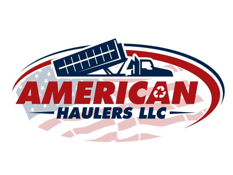 Freedom Haulers LLC Logo Design