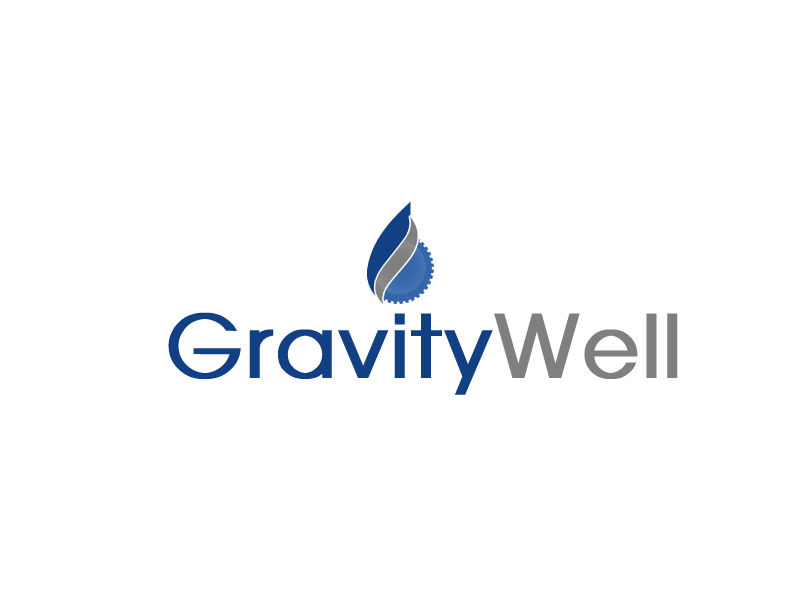 GravityWell logo design by ElonStark