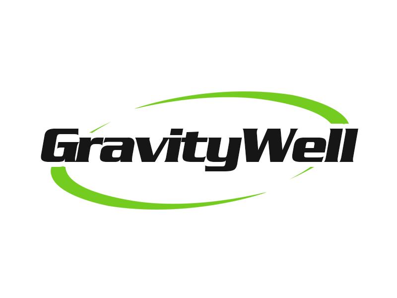 GravityWell logo design by kunejo
