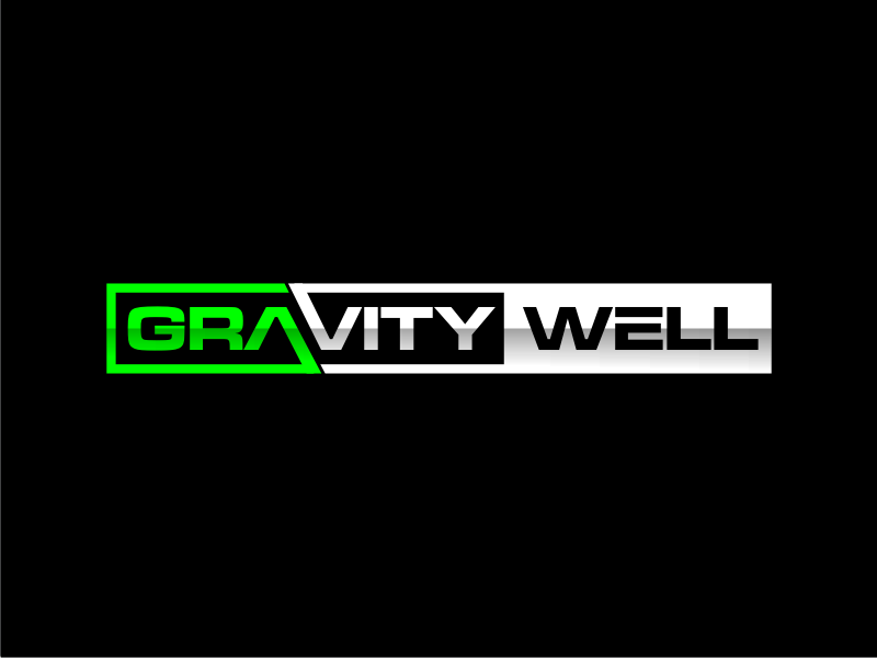 GravityWell logo design by sheila valencia