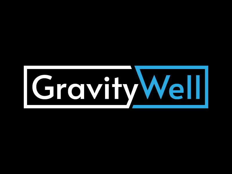 GravityWell logo design by fritsB