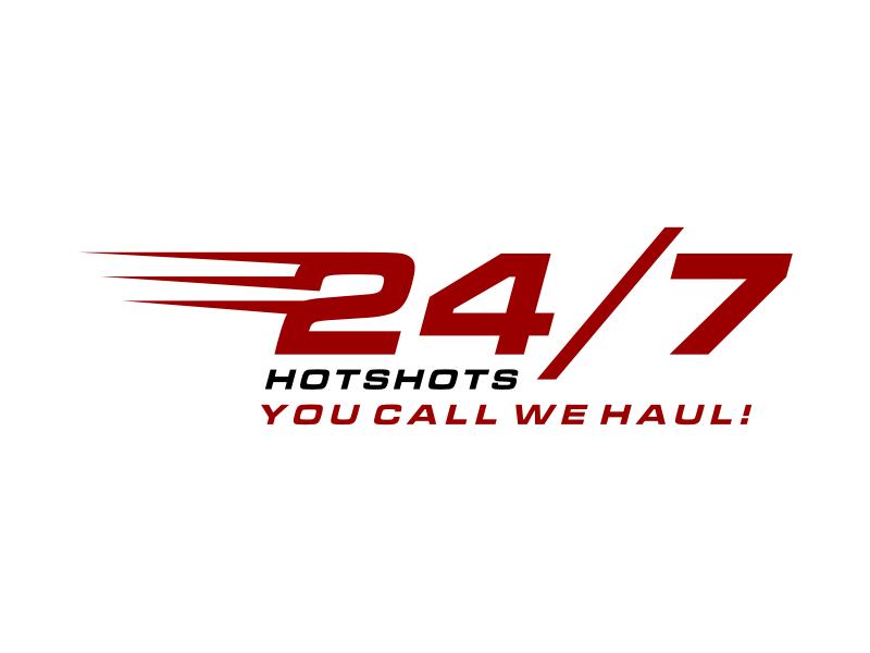24/7 Hotshots logo design by Zhafir
