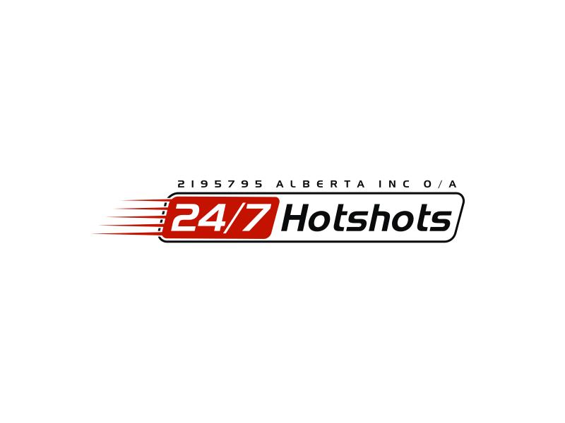 24/7 Hotshots logo design by zegeningen