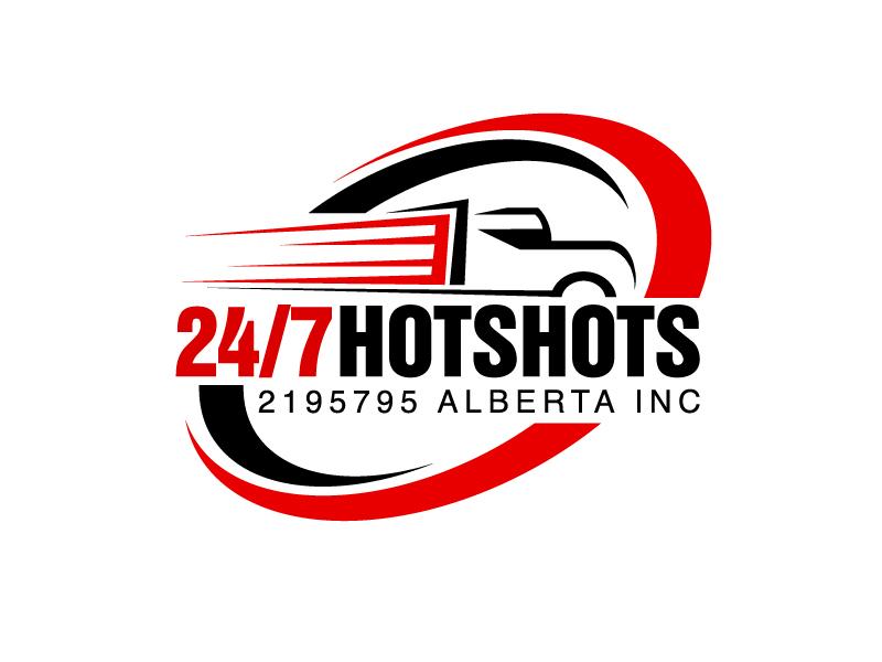24/7 Hotshots logo design by Marianne