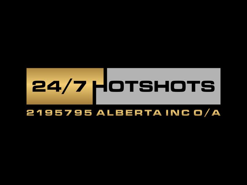 24/7 Hotshots logo design by ozenkgraphic