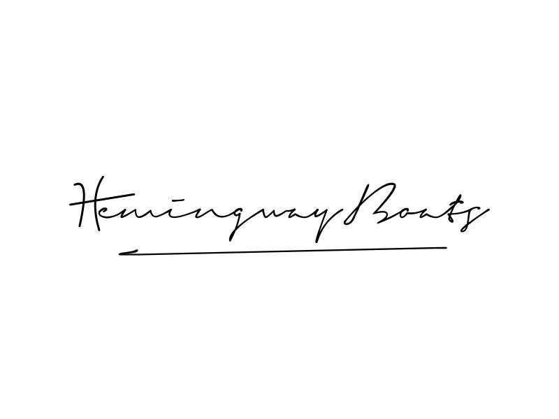 Hemingway Boats logo design by Dhieko