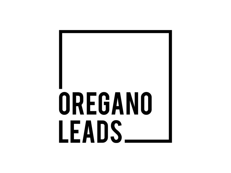 Oregano Leads Logo Design