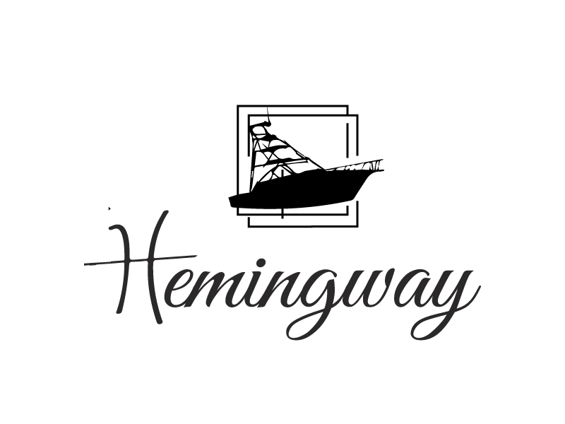 Hemingway Boats logo design by xien