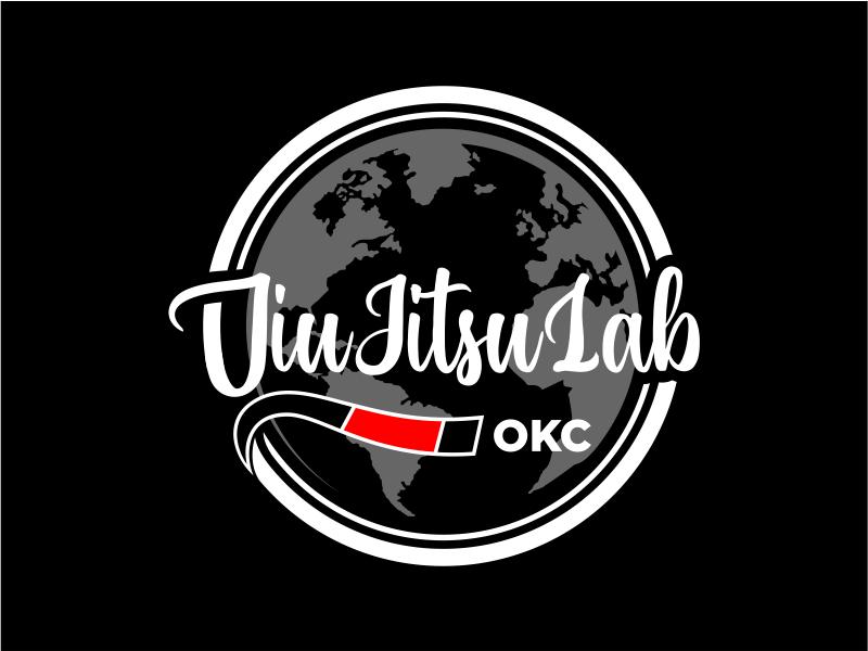 Jiu Jitsu Lab OKC Logo Design